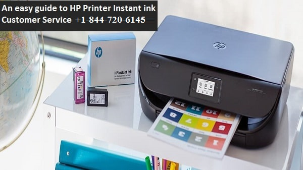 HP instant ink customer service