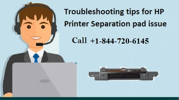 HP Printer Separation pad