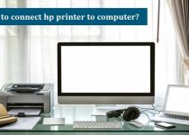 Connect HP printer to computer